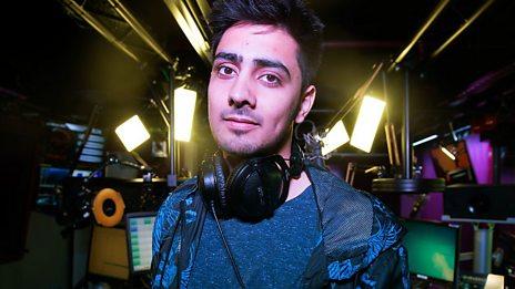 DJ AJD talks to Yasser about his new single 'Put Em Up'