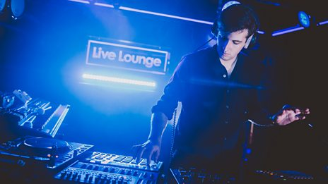 Live Lounge - The xx