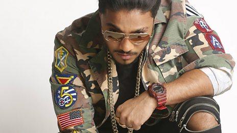 Vibing with Rapper Raftaar!