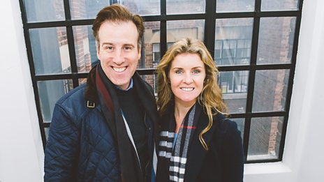 "Anton Du Beke: ""Strictly - was gonna be called Pro-Celebrity Dancing - we all went 'Oh no!"""