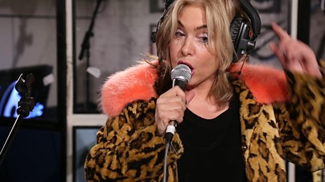 Watch Brix & The Extricated perform Pneumatic Violet in the Live Room.