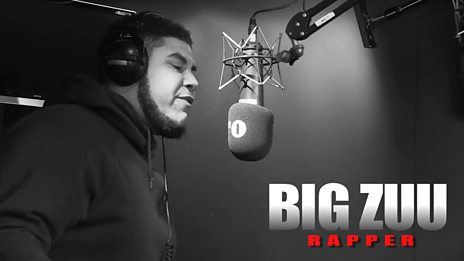 Fire in the Booth - Big Zuu