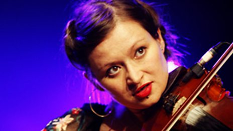 Eliza Carthy and the Wayward Band live in session