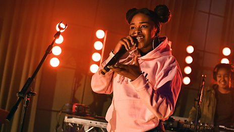 Radio 1 Live Music - Nadia Rose at Future Festival 2017