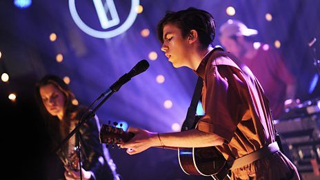 Radio 1 Live Music - Declan McKenna at Future Festival 2017