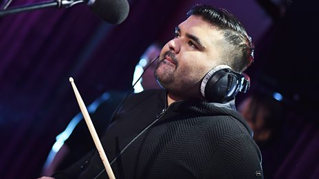 Live Lounge - Naughty Boy