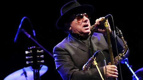 You don't tell Van Morrison what to do...