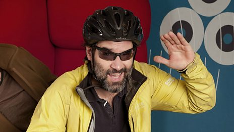 The Adam Buxton Thinking Song