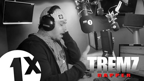 Fire in the Booth – Tremz
