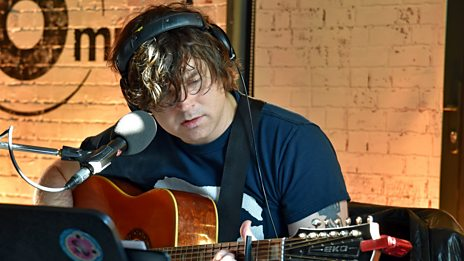 Watch Ryan Adams perform To Be Without You in the 6 Music Live Room