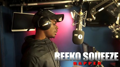 Fire in the Booth from Reeko Squeeze