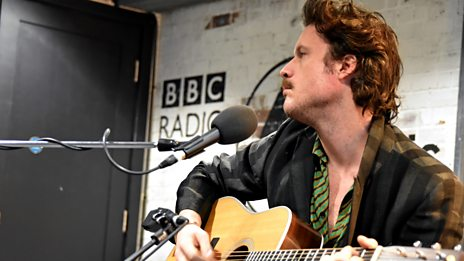 Father John Misty performs the 13 minute Leaving LA on Lauren Laverne