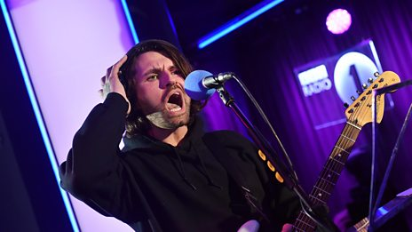 Live Lounge - Lower Than Atlantis