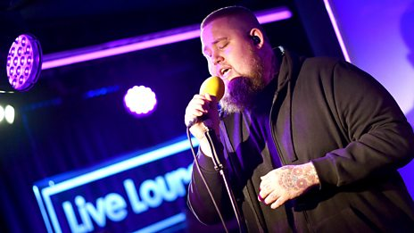 Live Lounge: Rag'n'Bone Man