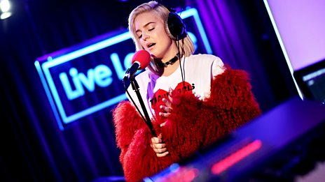 Live Lounge - Anne-Marie