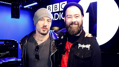 #MusicRuinedMyLife with Greg Puciato from The Dillinger Escape Plan