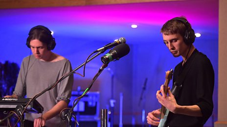 Otzeki in session from Maida Vale
