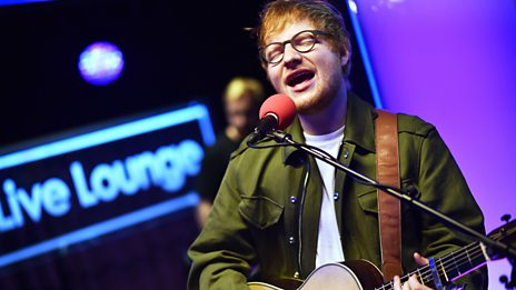 Ed Sheeran talks about Rihanna, Jedward and making headlines