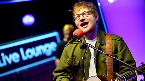 Live Lounge - Ed Sheeran Live Lounge Special