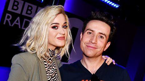The Radio 1 Breakfast Show with Nick Grimshaw - Katy Perry being AMAZING