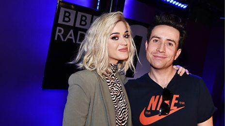 Katy Perry's loving her thirties!