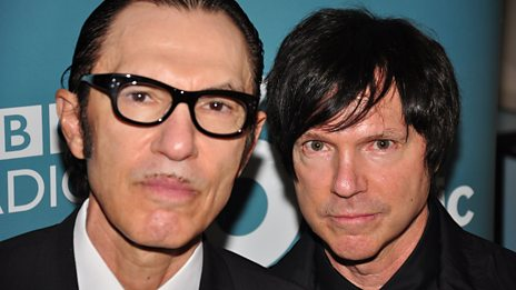Ron and Russell Mael are looking forward to playing the 6 Music Festival.