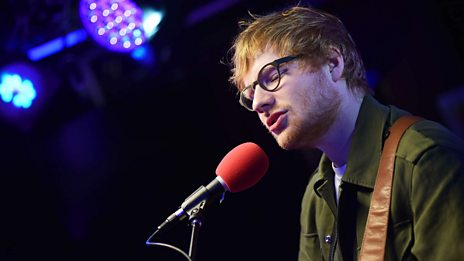 Ed Sheeran Live Lounge Special