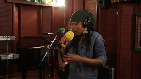 Queen Ifrica - Black Woman for BBC Radio 1Xtra in Jamaica