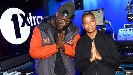 Hear Stormzy's 'Gang Signs & Prayer' in 8 mins - 1Xtra Listening Party with A.Dot