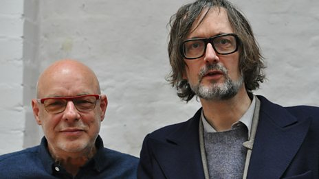 Jarvis with Brian Eno