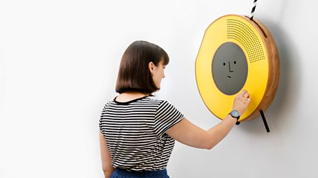 A Radio That Reads Your Mood