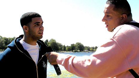 DJ Semtex with Drake #MoreTalk