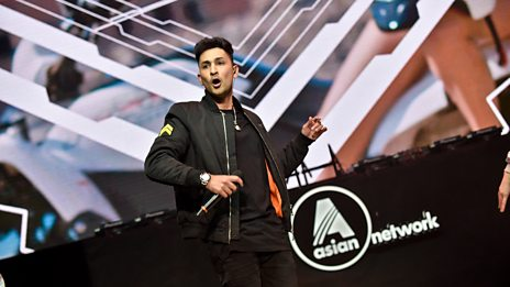Zack Knight - Love Controller (Asian Network Live 2017)