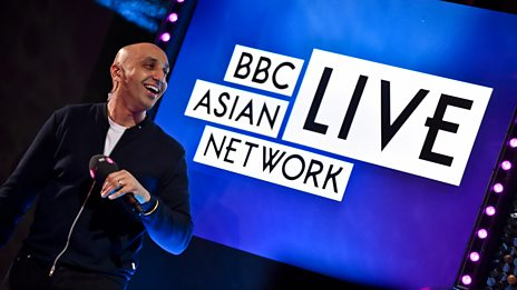 Asian Network Live in 60 seconds