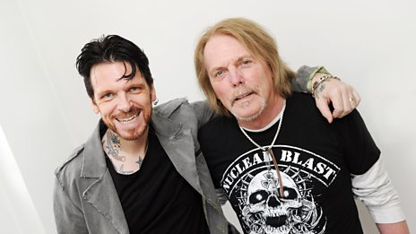"Black Star Riders: ""If you want to count harmony guitars as still being a Thin Lizzy thing...we can't get away from that!"""