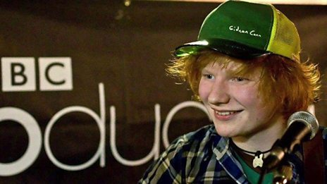 Ed Sheeran offers advice to musicians starting out