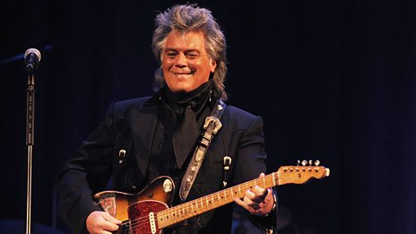 Marty Stuart performs live on Bob Harris Country