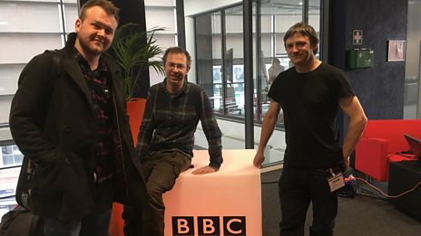Leveret perform Miss Wright's Fancy on The Durbervilles Folk & Roots Show