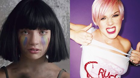 Sia and P!nk tease new track Waterfall - listen here!