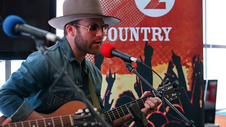 Drake White with a special live performance