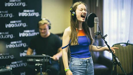 Sigrid performs at SXSW
