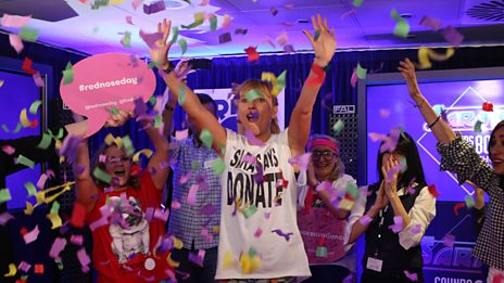 Sara Cox tells Chris how she's feeling after completing her epic 24 hour danceathon.