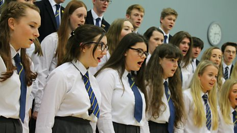 School Choir of the Year 2017 Heat 4 - Highlights