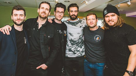 Bastille cover Aerosmith's I Don't Want To Miss A Thing live in Saturday Session