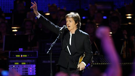 Sir Paul McCartney talks to 6 Music about collaborations, Chuck Berry, his new album and his own musical legacy.