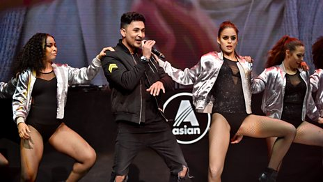 Zack Knight - Asian Network Live 2017 Highlights