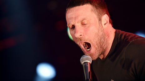 The 6 Music Festival - Sleaford Mods