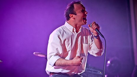 The 6 Music Festival - Future Islands