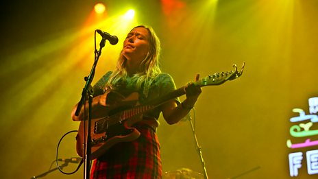The 6 Music Festival - Julia Jacklin