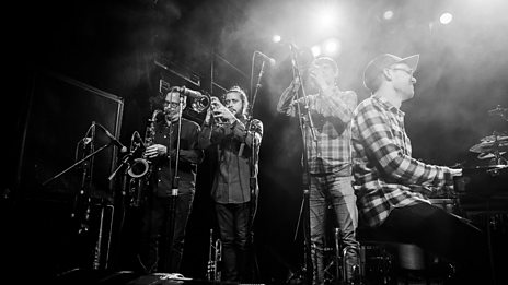 Listen: Snarky Puppy on fire in Finland